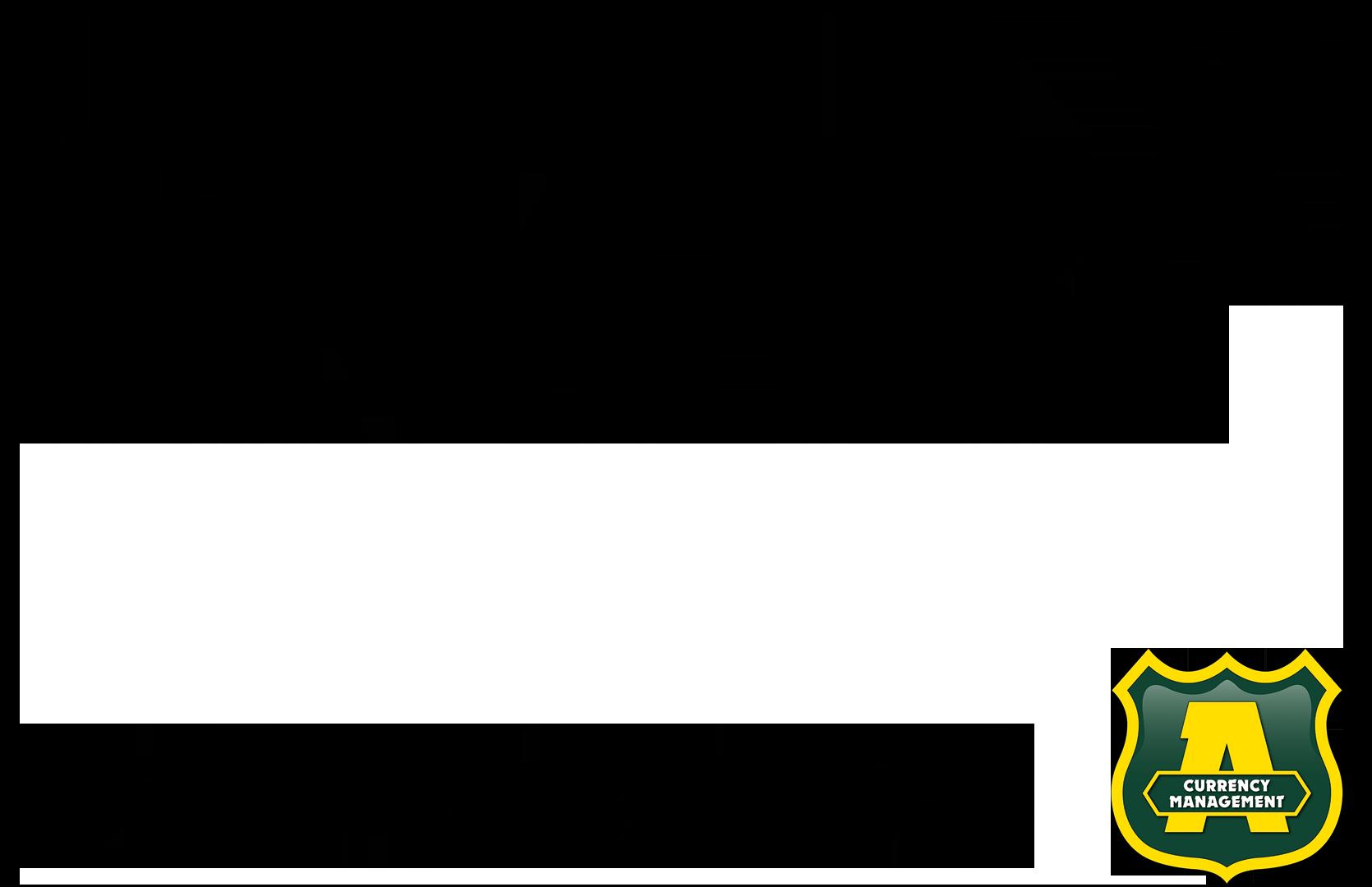 Atmx By Armaguard Lockup Logo Black Trans